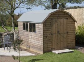Facts About Choosing the Right Types of Wood Shed Plans